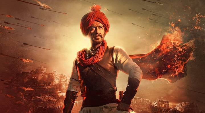 Tanhaji- The Unsung Warrior Movie Review